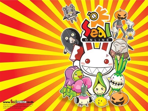 Seal_online
